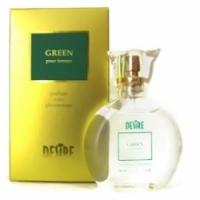 Набор Духи с феромонами для женщин desire green 50 ml