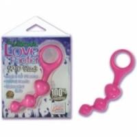 Вагинальные шарики Бусы ultimate pacifier x-10 pink 0422-04 bx se