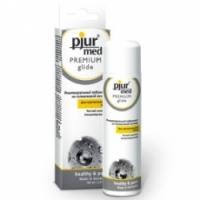 Pjur Гипоаллергенный силиконовый лубрикант pjur®med premium glide 100 ml