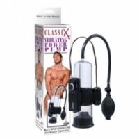 Набор Вакуумная помпа с вибрацией classix pd1927-00