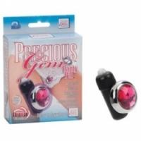 Набор Стимулятор на трусики с розовым кристаллом precious gem 0029-20 bx se