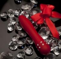 Вибратор Вибратор в подарок princess красный en-ad-0002-04-2