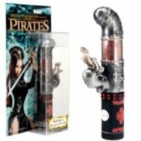 Вибратор Пиратский серый хай-тек katsuni`s revenge of the sea rabbit-002