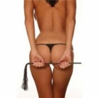Набор Кисточка с резиновыми хвостами rubber whip lf1382
