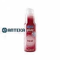 Гель-смазка Дюрекс Play Heat