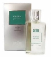 Набор Духи с феромонами для мужчин desire green 50 ml
