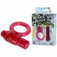 Виброкольцо Виброкольцо красное wave rider 0861-02 bx dj