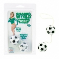 Вагинальные шарики Вагинальные шарики футбол 1324-40 cd se