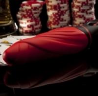 Вибратор Ярко-красный вибратор roulette edition all on red en-eu-0002-04-2