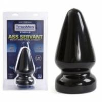 Латексная лента Большой анальный плаг ass servant 3203-01 cd dj
