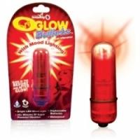 Вибратор Светящаяся вибро-пуля o glow bullets ogb-110