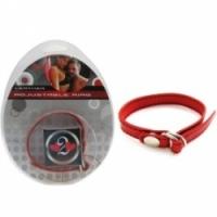 Набор Оригинальное кольцо на пенис красное h2h70r