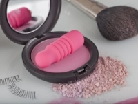 Вибратор Ребристый розовый буллет из пластика evolved en-ai-0002-01-2